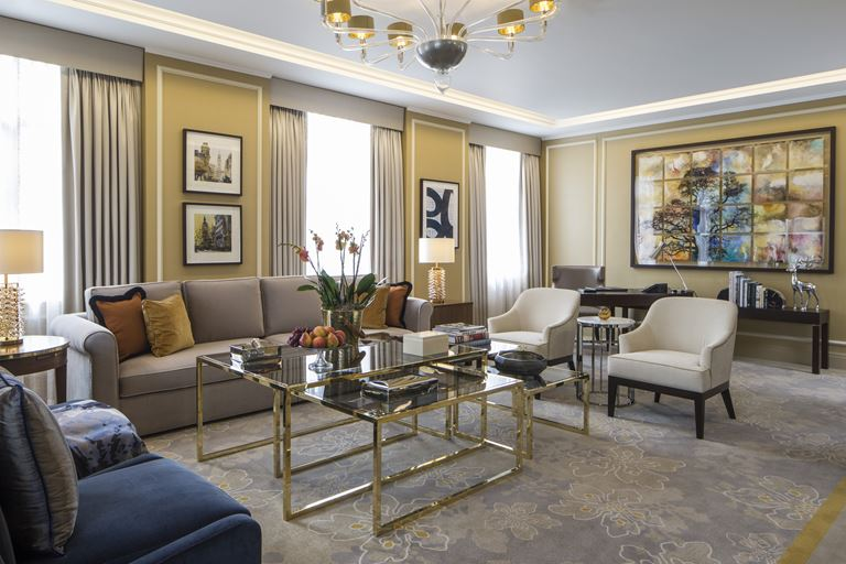 Отель JW Marriott Grosvenor House London - фото 3