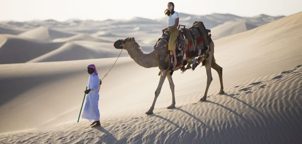 Спа-центр Jumeirah Al Wathba Desert Resort and Spa – новая достопримечательность Абу-Даби