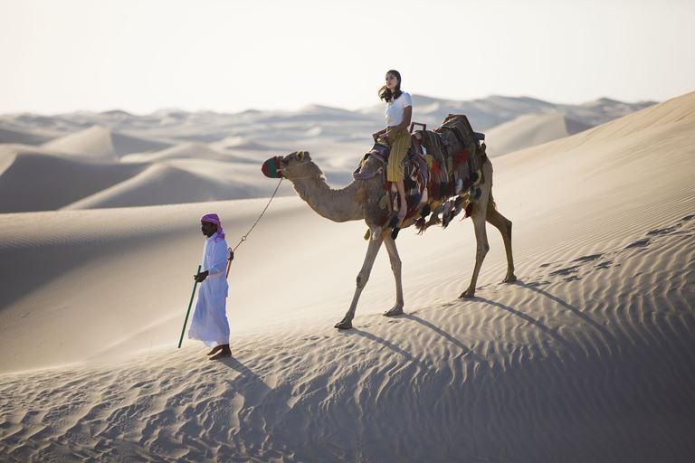 Спа-центр Jumeirah Al Wathba Desert Resort and Spa – новая достопримечательность Абу-Даби - фото 3