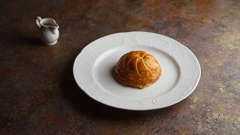 Рецепт кулебяки с уткой и фуа-гра от ресторана «Кококо»