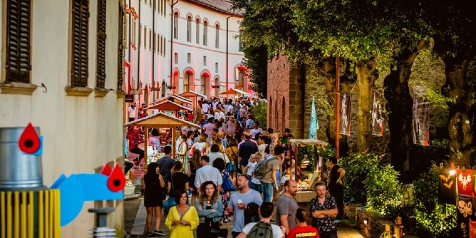 Летний фестиваль OltreColle 2019 в Тоскане