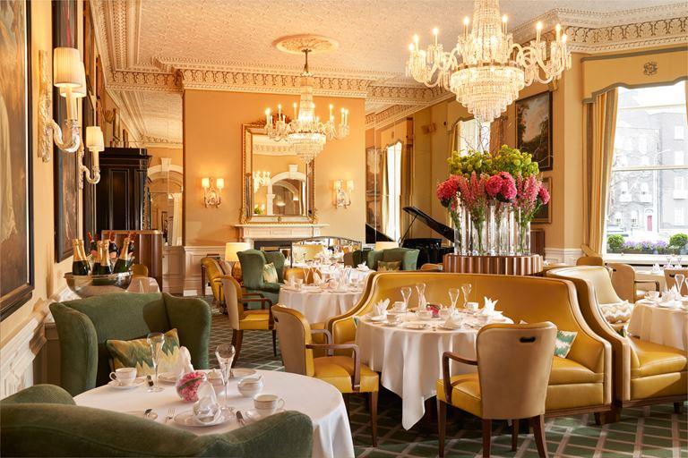 Отель The Shelbourne (Дублин, Ирландия) – новое пополнение Autograph Collection - фото 5