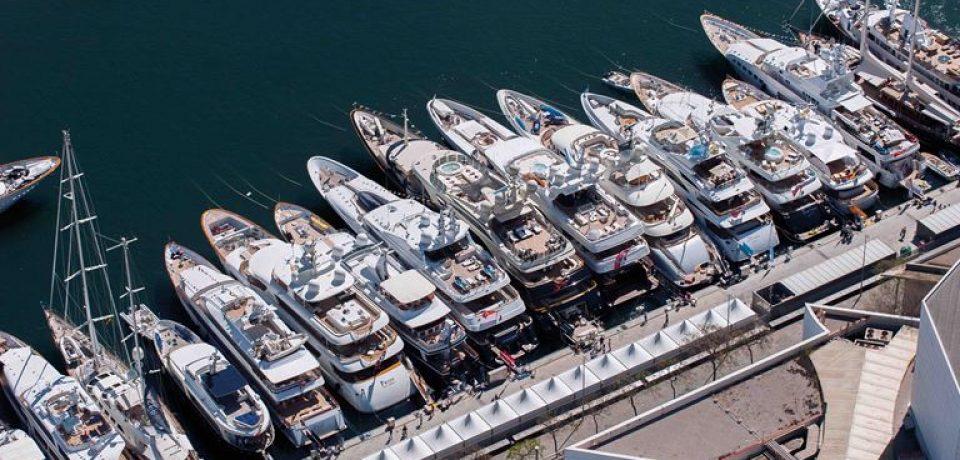 OneOcean Port Vell продлевает сотрудничество с MYBA для проведения MYBA Charter Show до 2021 года