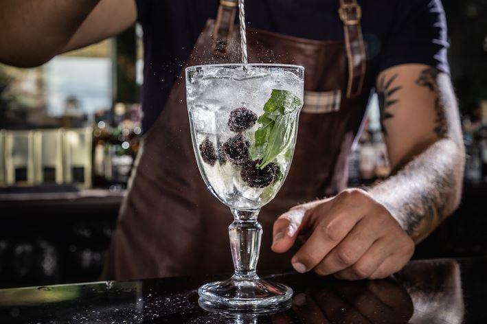 Ресторан Magellan (Сочи) предлагает идеальные летние лимонады