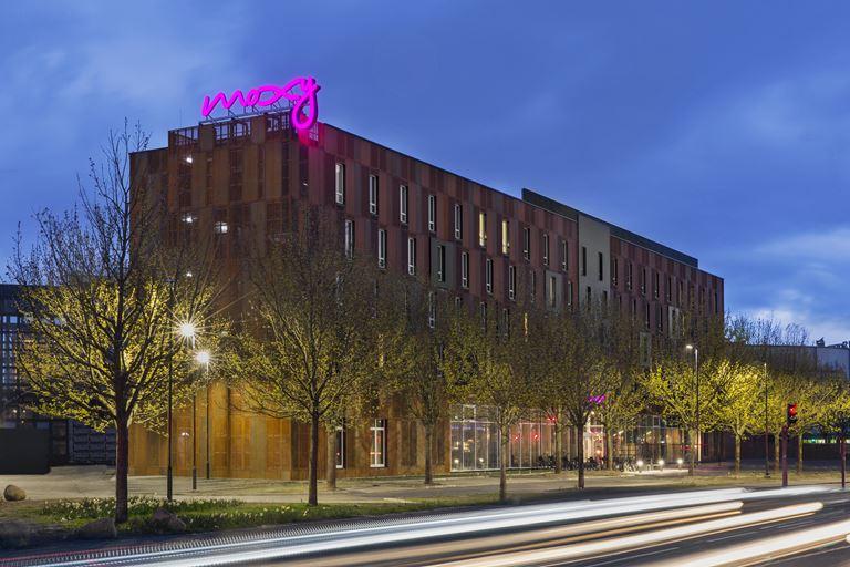 Moxy Copenhagen Sydhavnen открылся в столице Дании - фото 1