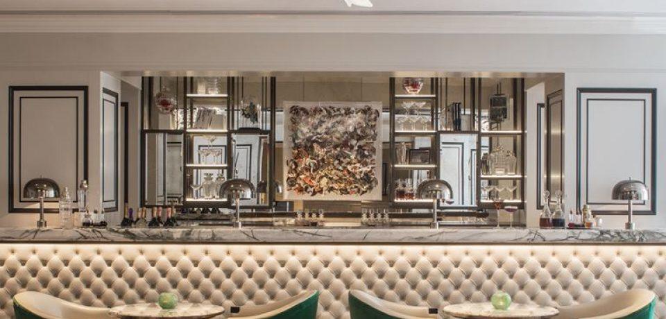 Отель JW Marriott Grosvenor House London объявил о завершении многомиллионной реновации
