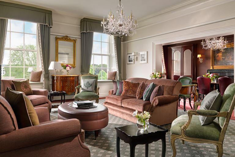 Отель The Shelbourne (Дублин, Ирландия) – новое пополнение Autograph Collection - фото 4
