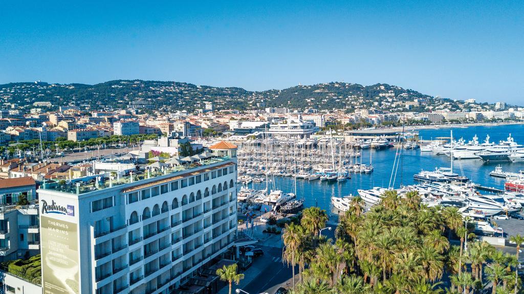 Лоуренс Ловера назначена генеральным директором отеля Radisson Blu 1835 Hotel & Thalasso в Каннах