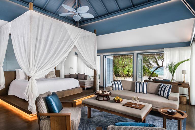 Специальное предложение курорта Raffles Maldives Meradhoo