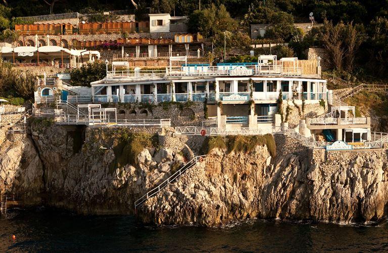 Ресторан Il Riccio отеля Capri Palace - фото 1