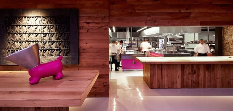 Ресторан отеля Maçakızı вошел в число трех лучших в Турции