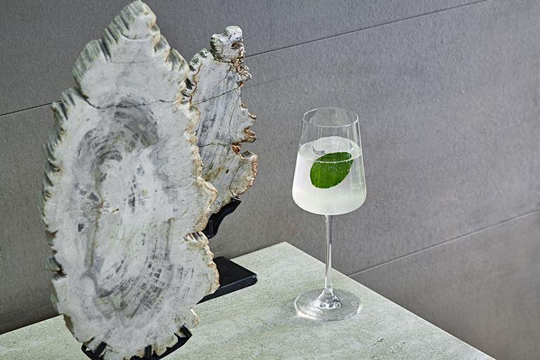 Новые коктейли в Sixty - Rosolio spritz