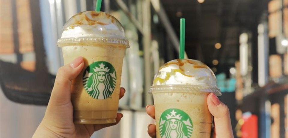 Второй Фраппучино в подарок выпускникам от Starbucks
