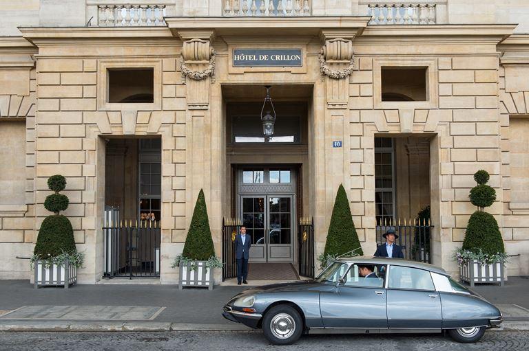 Hôtel de Crillon, A Rosewood Hotel - фото 1