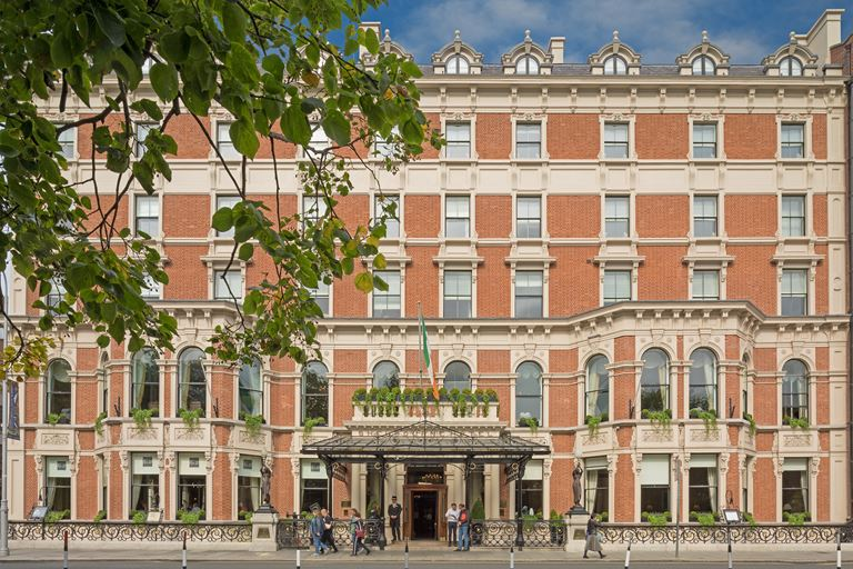 Отель The Shelbourne (Дублин, Ирландия) – новое пополнение Autograph Collection - фото 1