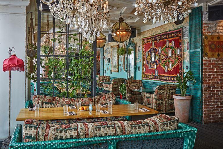 Винтажная веранда ресторана «Казбека» снова открылась - фото 2