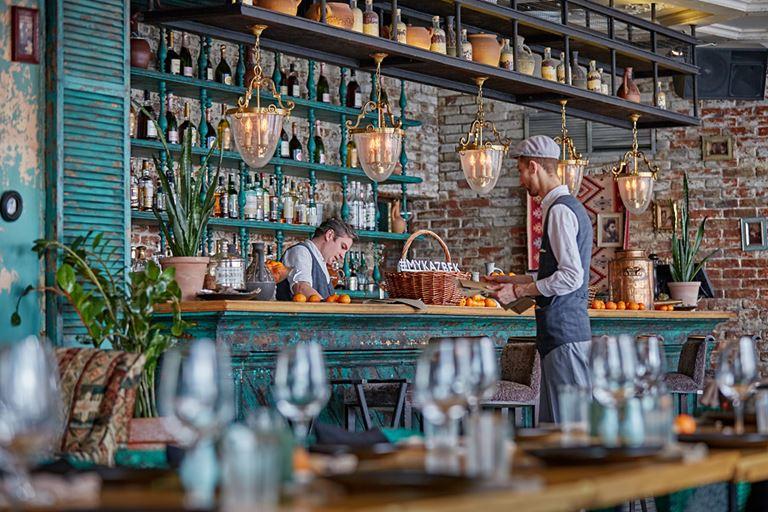 Винтажная веранда ресторана «Казбека» снова открылась - фото 3