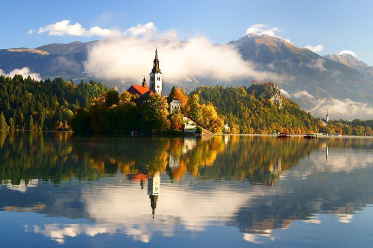 Что посмотреть в Словении - озеро Блед