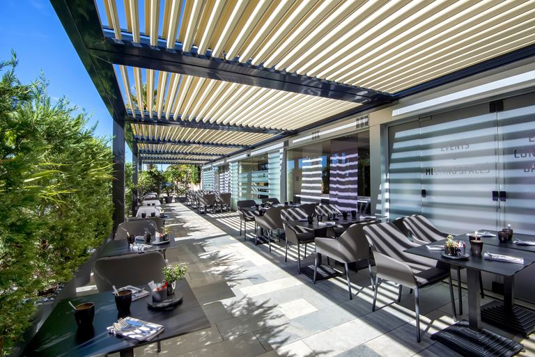 Новая концепция ресторанов в отеле Radisson Blu 1835 Hotel & Thalasso (Канны, Франция)
