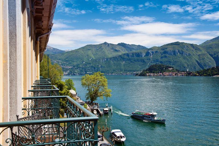 Grand Hotel Tremezzo (озеро Комо, Италия)