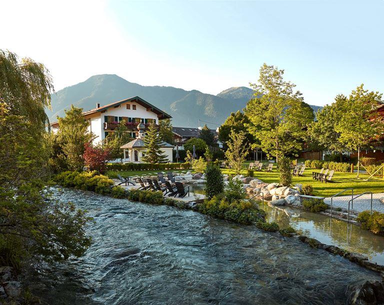Отель Bachmair Weissach Spa & Resort в Германии – идеальное летнее направление