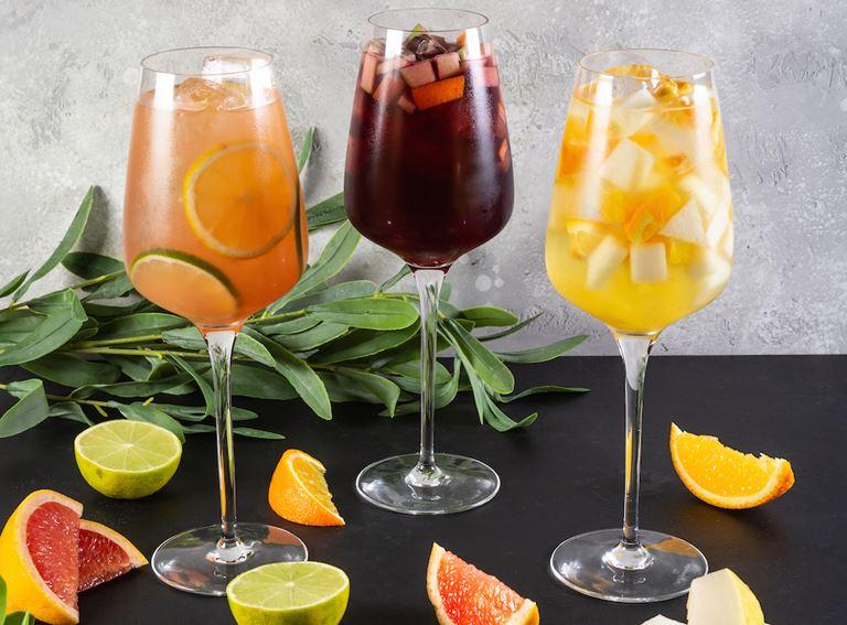 Сангрия и лимонады в ресторане Barceloneta (Сочи) - фото 2