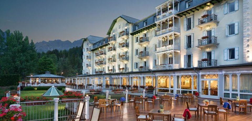 Летний сезон в Cristallo, a Luxury Collection Resort&Spa (Кортина-д'Ампеццо, Италия)