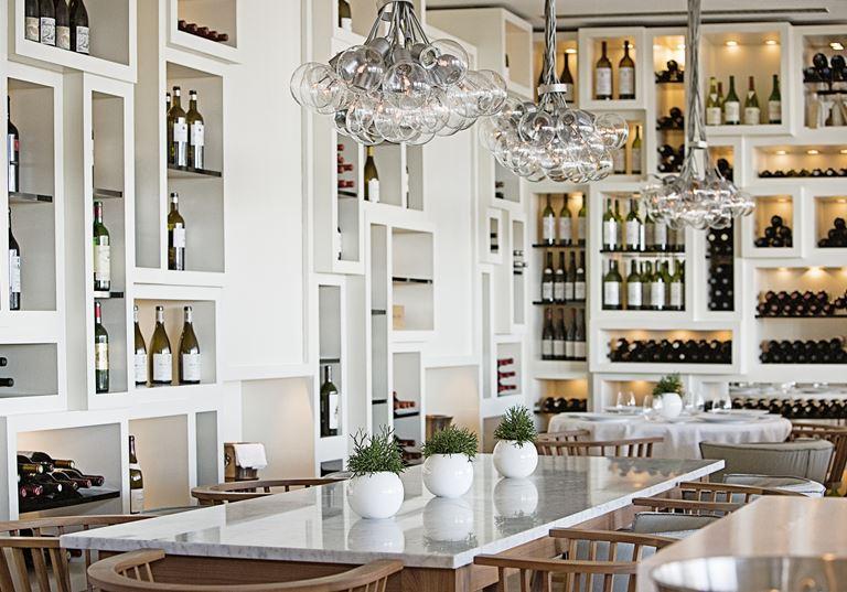 Ресторан Enoteca Paco Pérez отеля Hotel Arts Barcelona - фото 2