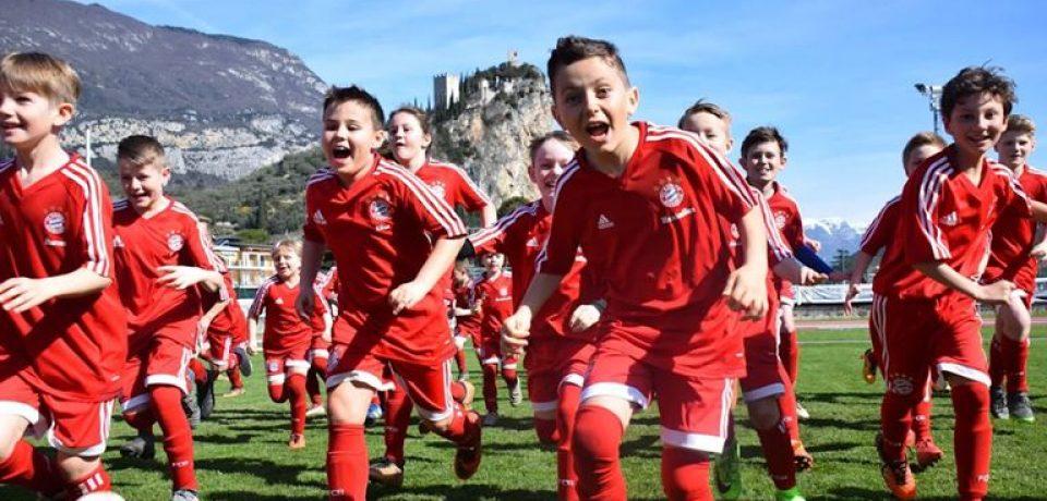 Costa Navarino (Греция) и ФК «Бавария» Мюнхен открывают летний футбольный лагерь