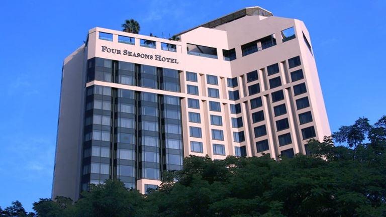 Новый дизайн Four Seasons Hotel Singapore в преддверии 25-летия