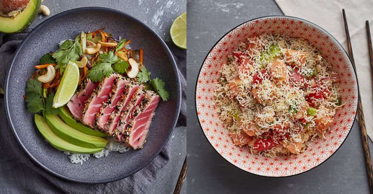 Juicy Food и Bigatti Bar представляют здоровое летнее меню 2019 - фото 1