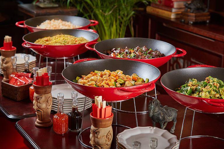 Скидки в ресторане «Китайская грамота. Бар и Еда» на Сретенке с 17 июня по 17 июля