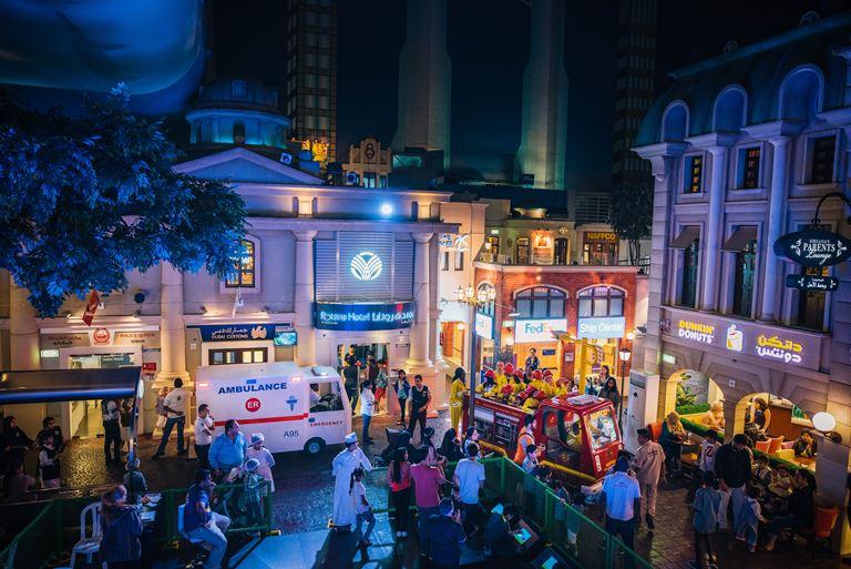 Куда пойти в Дубае с детьми: лучшие развлечения для семейного отдыха - KidZania