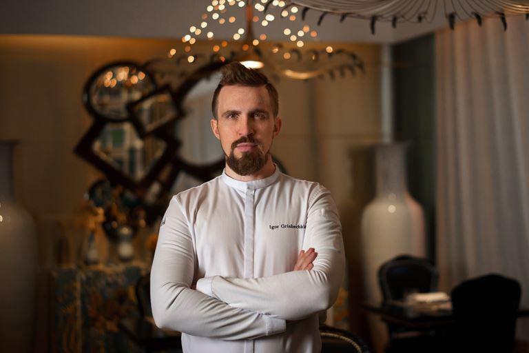 Ресторан «Кококо» в Санкт-Петербурге вошёл в рейтинг лучших ресторанов мира - Игорь Гришечкин