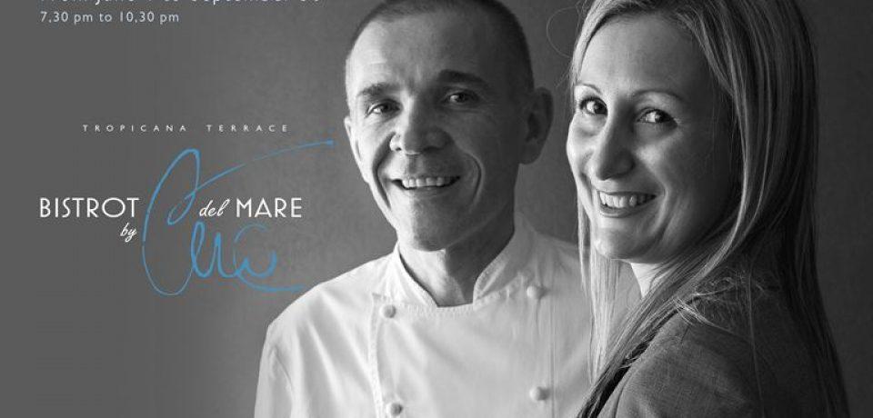 Hotel Excelsior Venice Lido Resort: новый летний ресторан Bistrot del Mare by Lionello Cera
