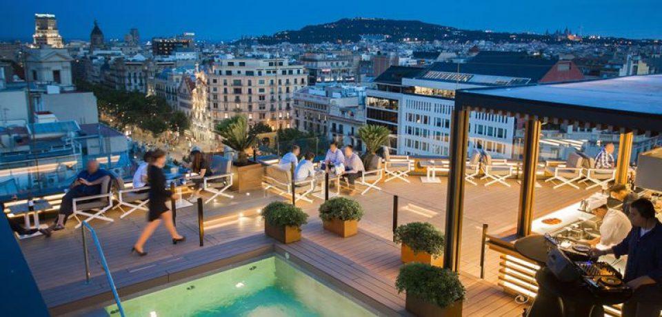Majestic Hotel&Spa Barcelona: открытие террасы La Dolce Vitae после реновации