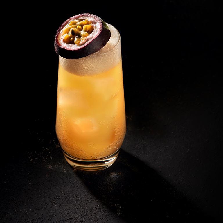 Тропический лимонад от ресторана La Fabbrica