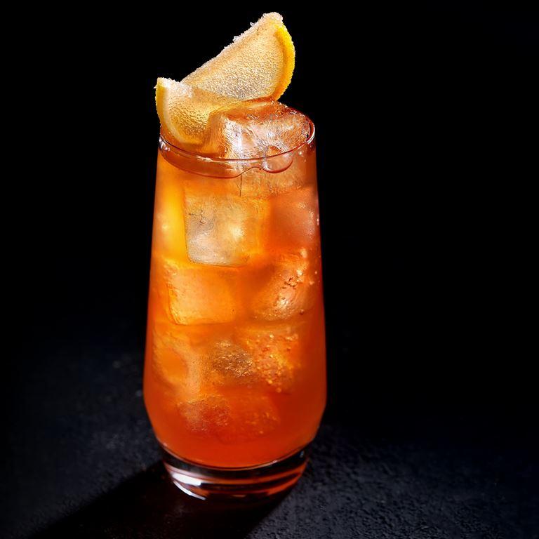 Лимонад Virgin Spritz от ресторана La Fabbrica