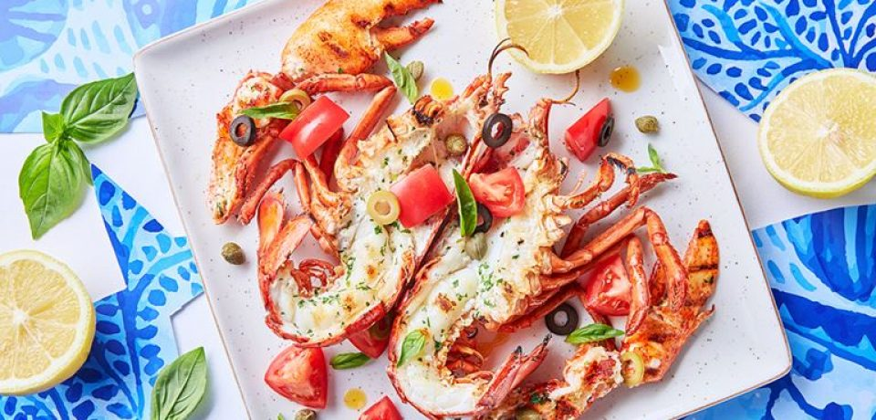 Фестиваль Lobster Party в ресторане «Магадан» на Красном Октябре
