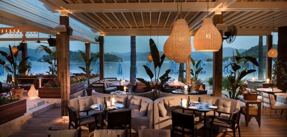Maris Kitchen – новый ресторан отеля D Maris Bay (Датча, Турция)