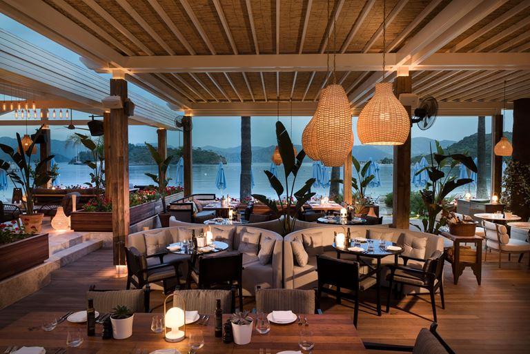 Maris Kitchen – новый ресторан отеля D Maris Bay (Датча, Турция) - фото 1
