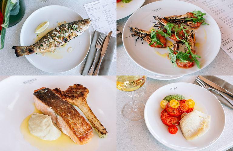 Морепродукты, паста, супы и овощи: новое меню ресторана Kuznya House (Санкт-Петербург)