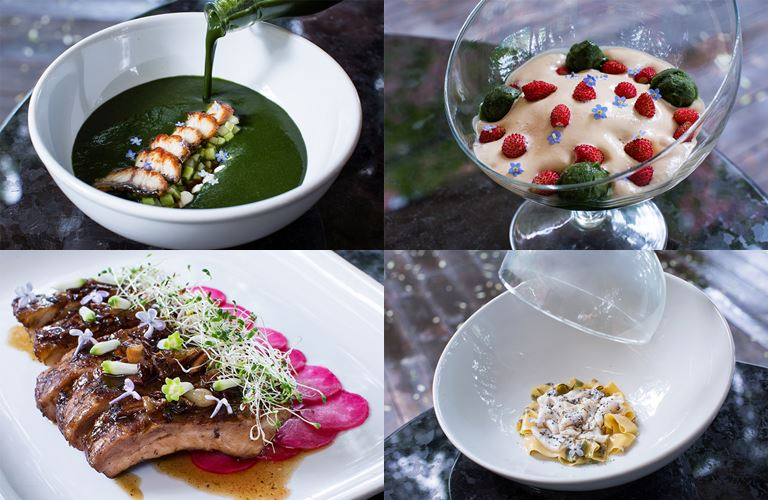 Ресторан Hills – участник гастрономического фестиваля «Сезон»