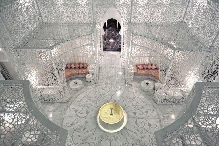 Спа-сьюты и ритуалы красоты в отеле Royal Mansour (Марракеш, Марокко) - фото 1