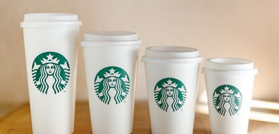 Шорт, толл, гранде, венти: почему размеры стаканчиков Starbucks так называются?
