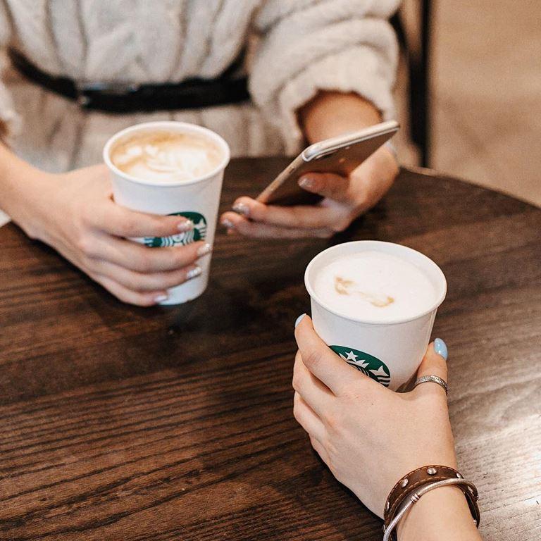 Кофейный словарь Starbucks: топ-5 фраз, о которых вы не знали до этого года