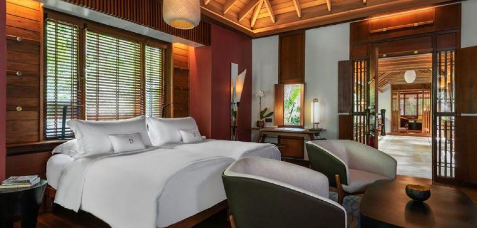 The Datai Estate Villa – лучшая вилла курорта The Datai Langkawi в Малайзии