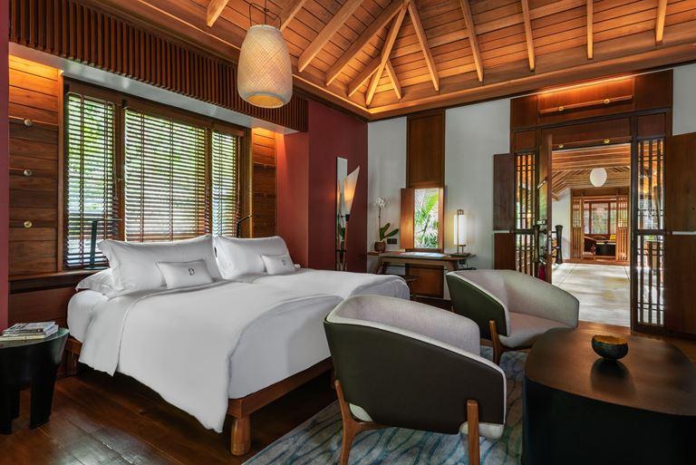 The Datai Estate Villa – лучшая вилла курорта  The Datai Langkawi в Малайзии - фото 2