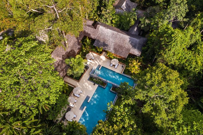 The Datai Estate Villa – лучшая вилла курорта  The Datai Langkawi в Малайзии - фото 1