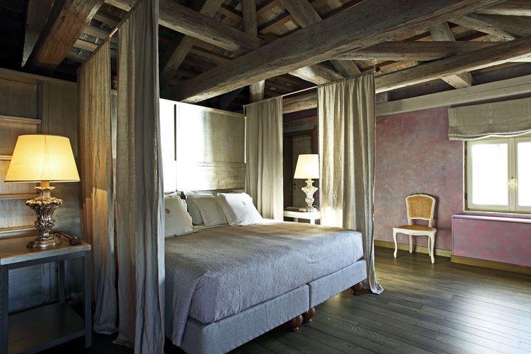 Villa F – отдых в Венеции в атмосфере старинной виллы - фото - АМБРА («ЯНТАРЬ»)